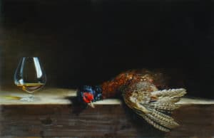 Pheasant and Brandy
