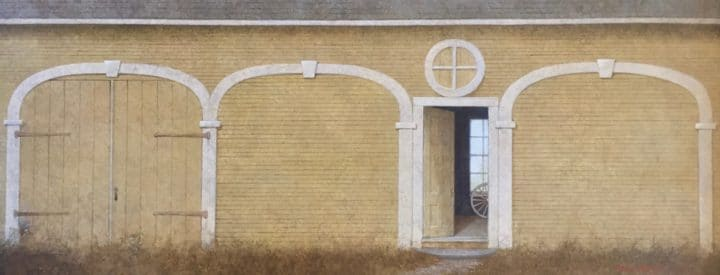 Yellow Carriage House - 1810