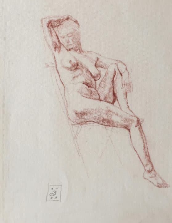 Female Figure 23