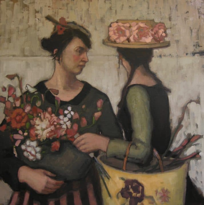 The Flower Sellers