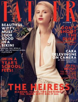 "Tatler ""The Best Portrait Artists in the UK"""