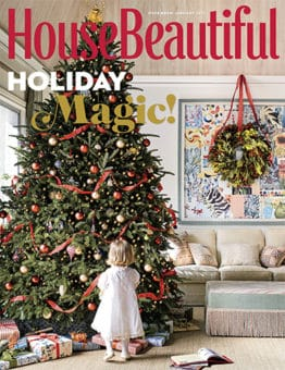 "House Beautiful ""A Very Charlotte Christmas"""