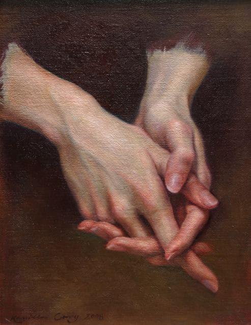 Portrait of Hands 1