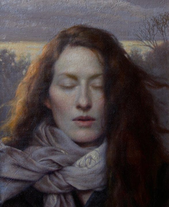 Reckoning, Winter Self Portrait