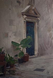 Church Door, Dubrovnik