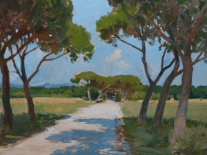 The Beach Road at Palone