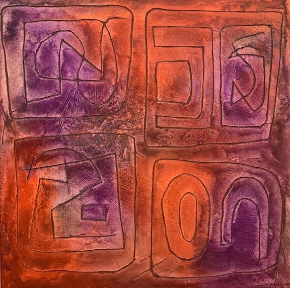 Four Stones Message - April 1981