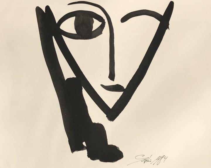 Face No. 13
