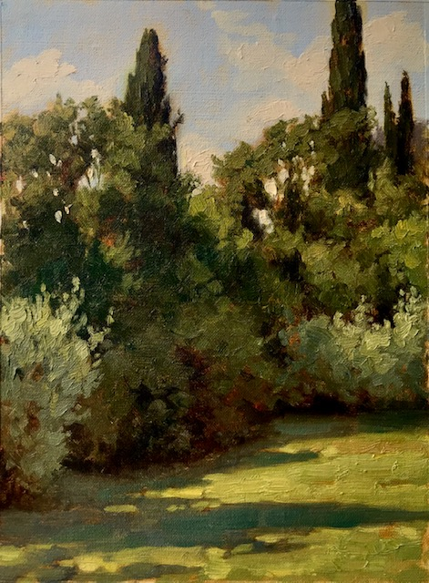 June Afternoon at Palmerino, Florence