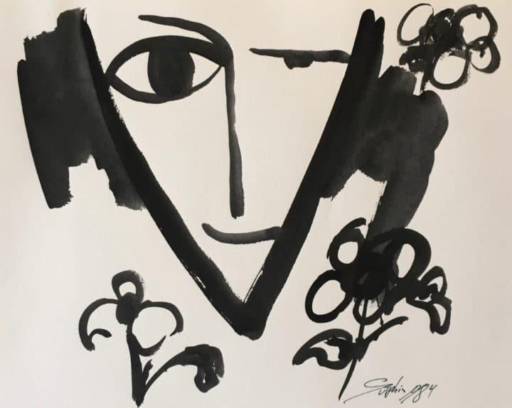 Face No. 42 - 1984