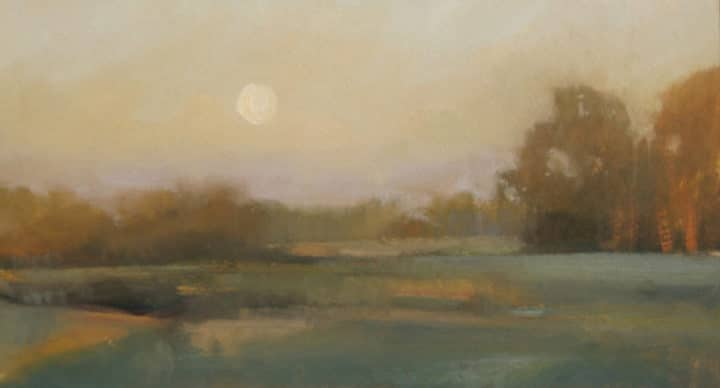Moonrise Study