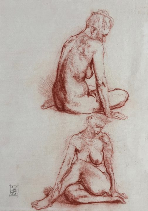Female Figures 29