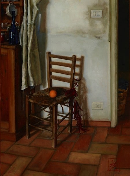 Lucignano Kitchen