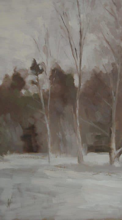 Gray Landscape (Harmaa Maisema)