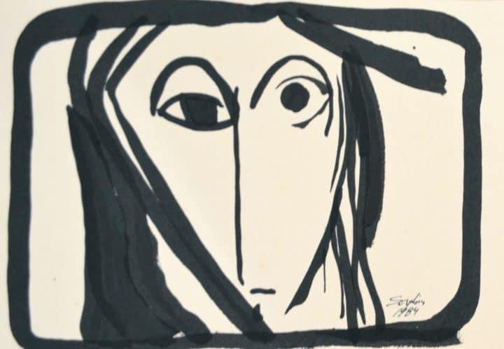 Face No. 31 - 1984