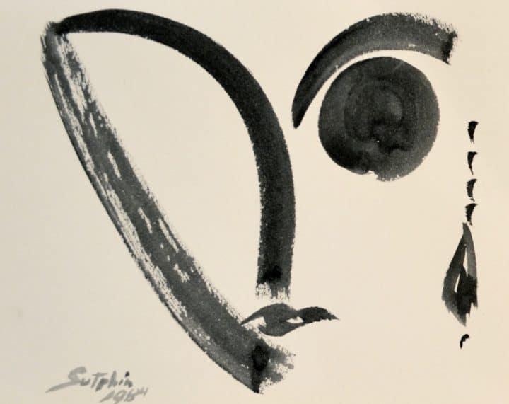 Face No. 5 - 1984
