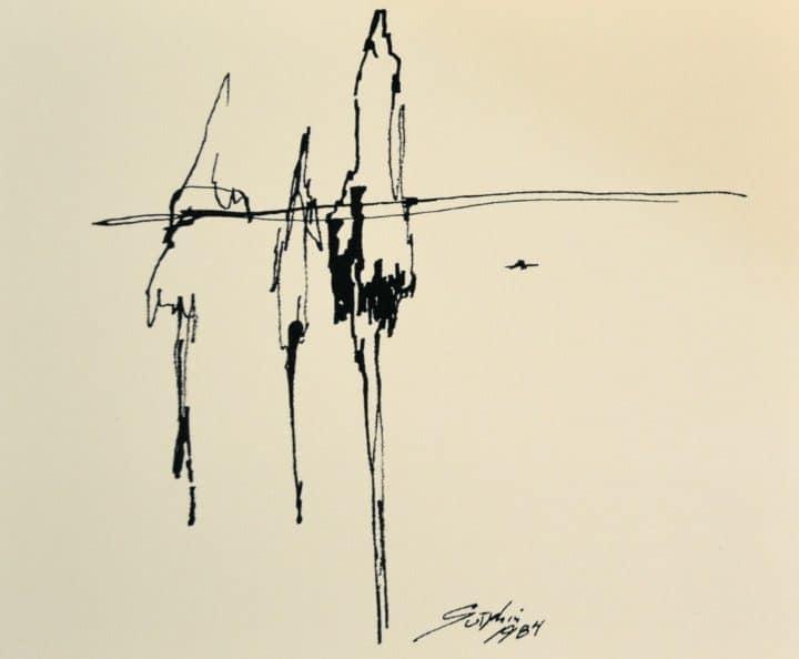 Landscape 4 - 1984