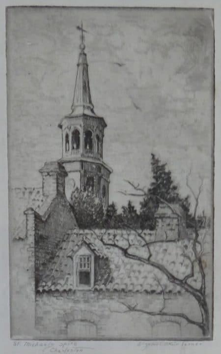 St. Michael's Spire