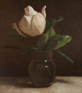 Magnolia and Vase