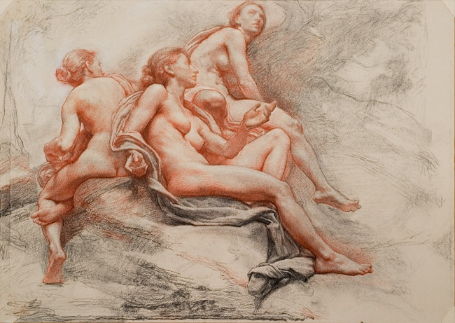 Three Figure Study