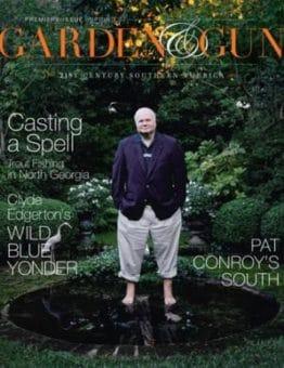 """Garden & Gun """"Ben Long"""""""