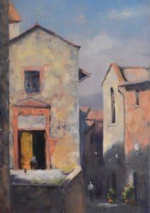 Shadow and Light, Lucignano