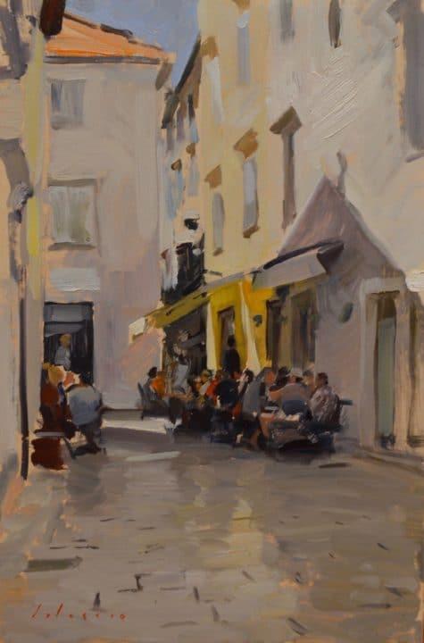 Cafe in Zadar