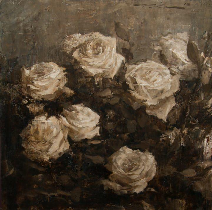 Garden Roses, Brunaille