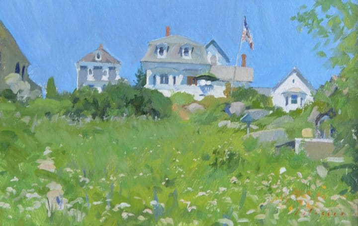 Hillside, Stonington