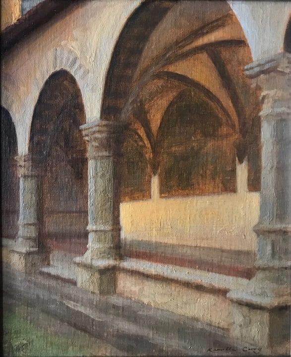 Cloisters of Santa Maria Novella, Florence