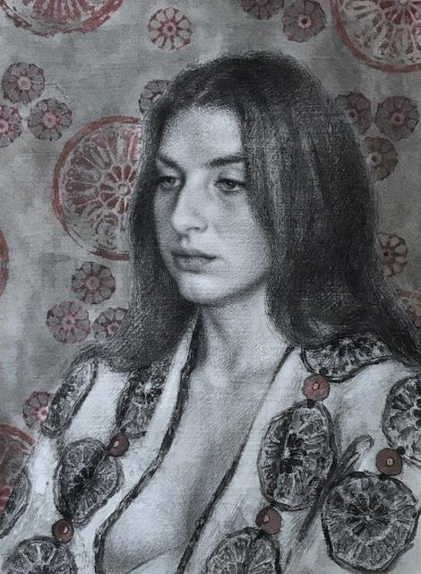 Portrait of Kazia