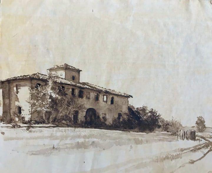 Abandoned, Tuscany
