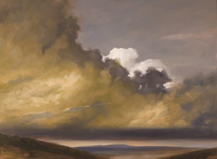 Northern Storm Clouds