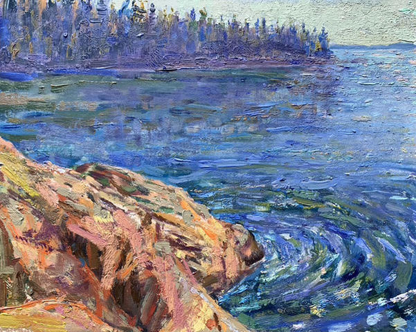 Maine Waters