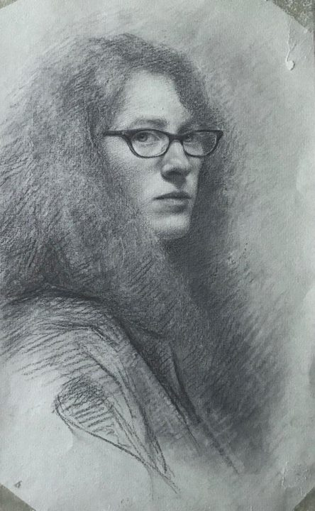 Self Portrait Sketch