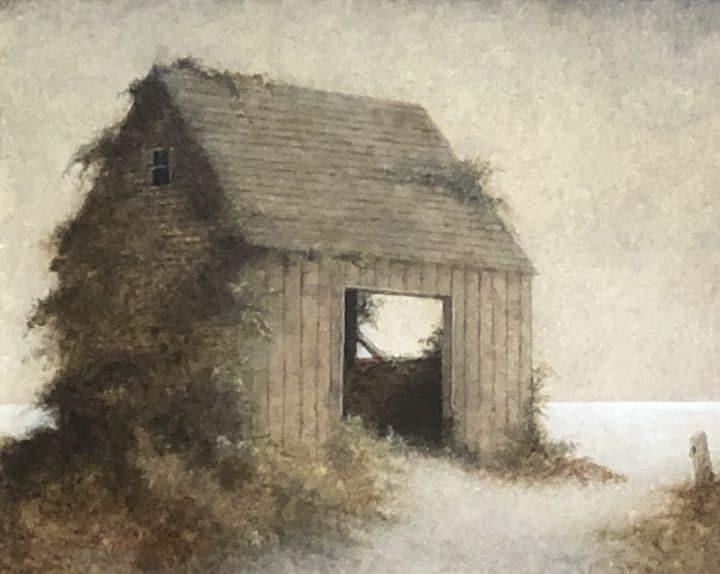 Old Salt Hay Barn