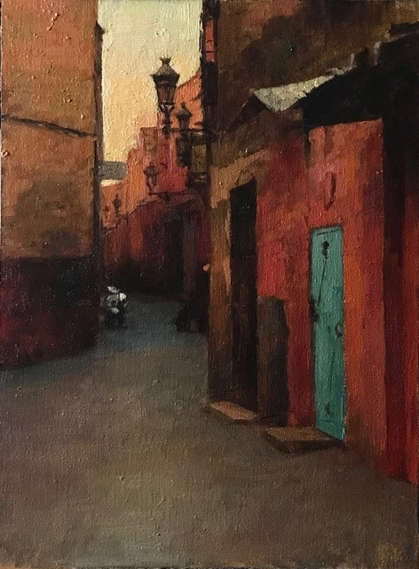 Evening in Marrakesh