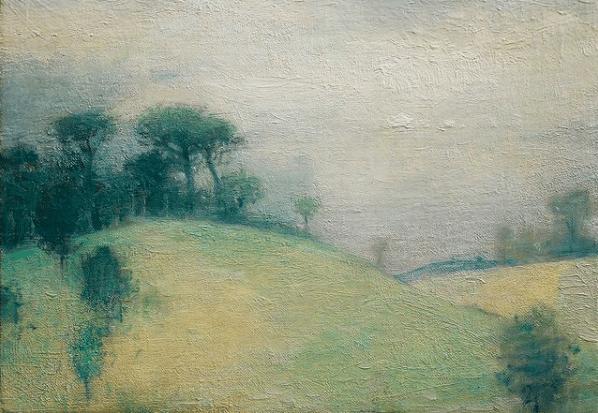 Hills, Overcast
