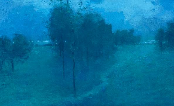 Path, Evening
