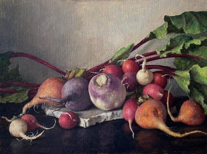 Beets, Radishes and Turnip